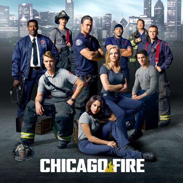 Chicago Fire Staffel 6 Casey