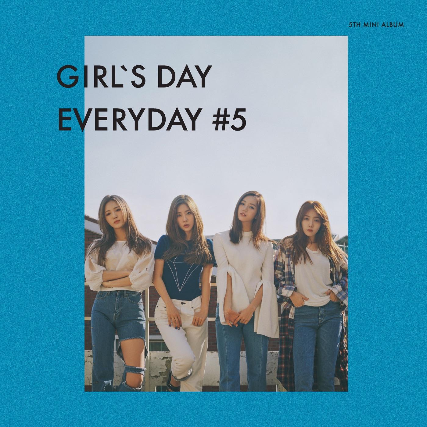 Girl's Day - Girl's Day Everyday #5