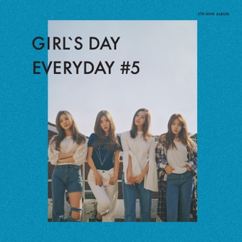 Girl's Day Everyday #5 – Girl's Day