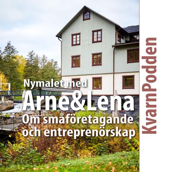 KvarnPodden, Nymalet om småföretagande och entreprenörskap