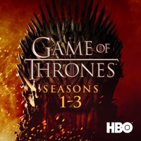 Game of Thrones, Seasons 1-3 (iTunes)