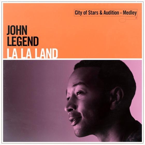 Medley: City of Stars / Audition Chords John Legend Lyrics for Guitar Ukulele Piano Keyboard