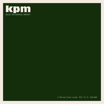 Kpm 1000 Series: Summer Songbirds – Tony Kinsey & Peter Winslow