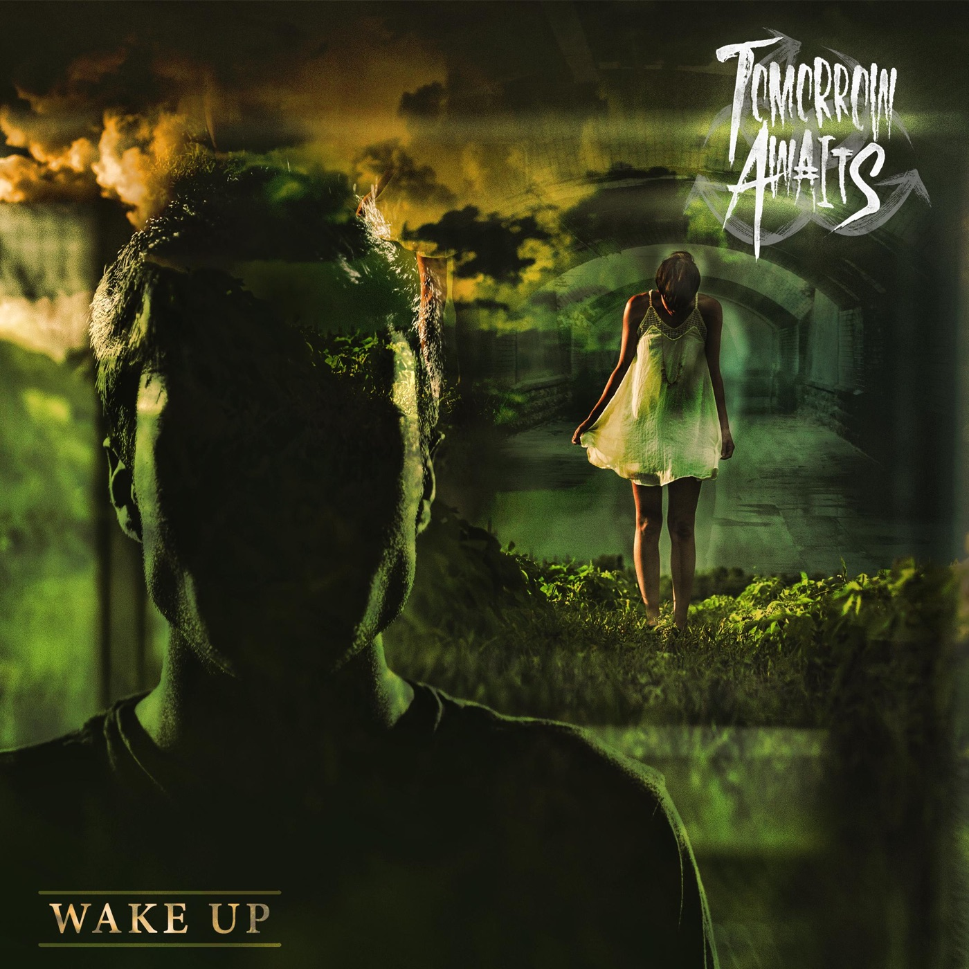 Tomorrow Awaits - Wake Up [single] (2017)