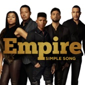 Simple Song (feat. Jussie Smollett & Rumer Willis) - Empire Cast Cover Art