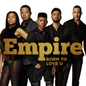 Born to Love U (feat. Terrell Carter) - Empire Cast Cover Art