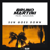 Sun Goes Down (feat. Isadora) - Bruno Martini