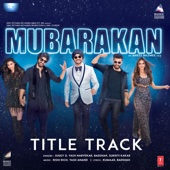 Mubarakan (Title Track) [From