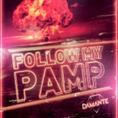 Andrea Damante - Follow My Pamp (feat. Adam Clay) artwork