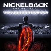 Nickelback - Feed the Machine Grafik