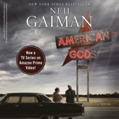 Neil Gaiman - American Gods: The Tenth Anniversary Edition (A Full Cast Production) (Unabridged)  artwork