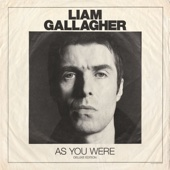 Liam Gallagher - For What It's Worth artwork