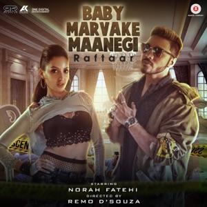 RAFTAAR feat NORA FATEHI – Baby Marvake Maanegi Chords