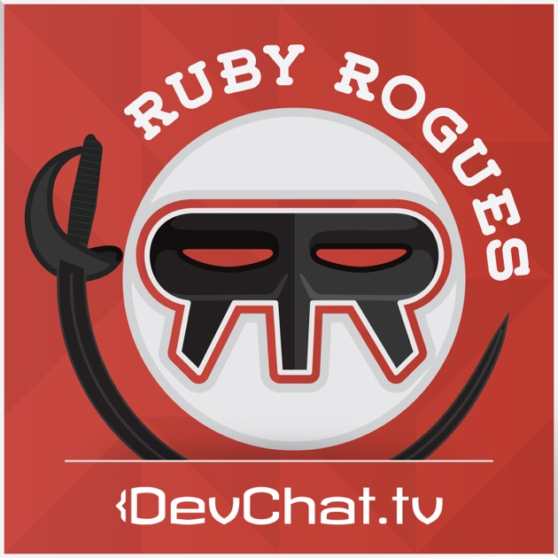 The ruby rogues by devchat on apple podcasts fandeluxe Images