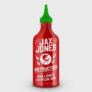 JAX JONES FEAT. DEMI LOVATO & STEFFLON DON