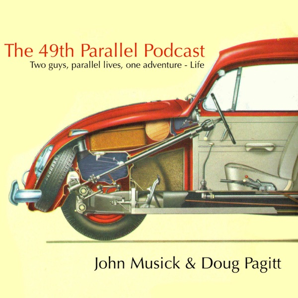 The 49th Parallel Podcast