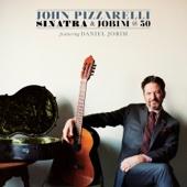 John Pizzarelli - Sinatra and Jobim @ 50 (feat. Daniel Jobim)  artwork
