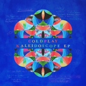 Coldplay - Kaleidoscope EP artwork