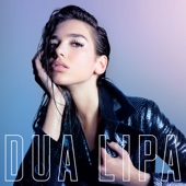 Dua Lipa - Dua Lipa  artwork