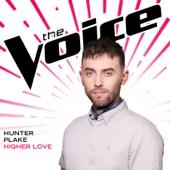 Hunter Plake - Higher Love (The Voice Performance) artwork