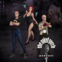 Podcast cover art for The Naked Porch Podcast