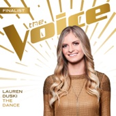 The Dance (The Voice Performance) - Lauren Duski Cover Art