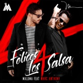 Maluma - Felices los 4 (Salsa Version) [feat. Marc Anthony] ilustración