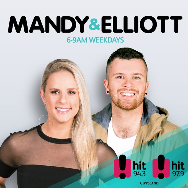 Mandy and Elliot - hit Gippsland