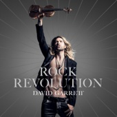 David Garrett - Rock Revolution (Deluxe)  artwork