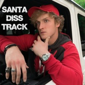 Logan Paul - Santa Diss Track artwork