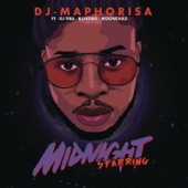 DJ Maphorisa - Midnight Starring (feat. DJ Tira, Busiswa & Moonchild) artwork