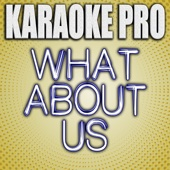 What About Us (Originally Performed by Pink) [Instrumental Version]