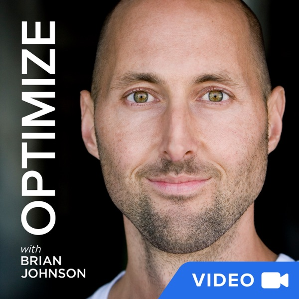 OPTIMIZE with Brian Johnson | More Wisdom in Less Time - Video