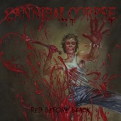 Cannibal Corpse - Red Before Black  artwork