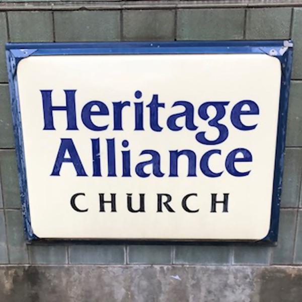 Heritage Alliance Sermons