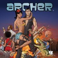 Archer, Season 2 (iTunes)
