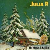 Julia P - Christmas Is Calling kunstwerk