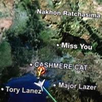 カシミア・キャット, Major Lazer & トリー・レーンズ - Miss You artwork