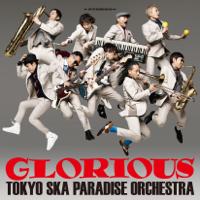 東京スカパラダイスオーケストラ - GLORIOUS artwork