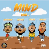 DMW - Mind (feat. Mayorkun, Davido, Dremo & Peruzzi) artwork