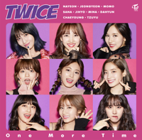 TWICE - One More Time artwork