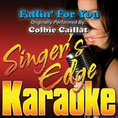 Fallin' For You (Originally Performed By Colbie Caillat) [Instrumental]