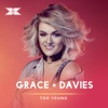 Too Young X Factor Recording - Grace Davies mp3