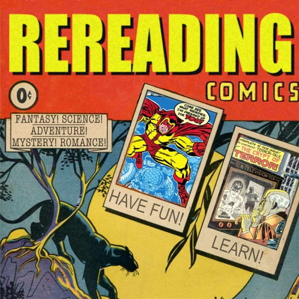 ReReading Comics