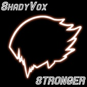 ShadyVox - Stronger  arte