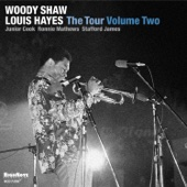 Woody Shaw - The Tour: Volume Two (Live) - EP  artwork