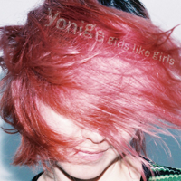 yonige - girls like girls artwork