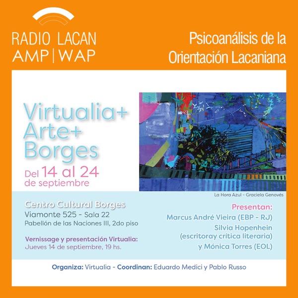 RadioLacan.com | Virtualia en el Centro Cultural Borges.  Entrevista a Pablo Russo director de la re...