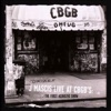 J Mascis Live at CBGB's: The First Acoustic Show ジャケット写真