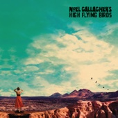 Noel Gallagher's High Flying Birds - It's a Beautiful World artwork